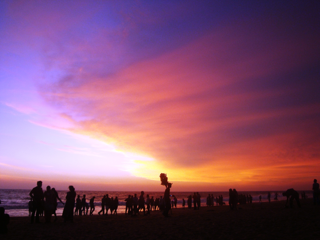 Nature Images 2mb: Changing Colors Of The Sky