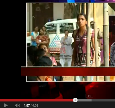 Screenshot of Arya 2013-02-14 at 1.08.00 from News Hour